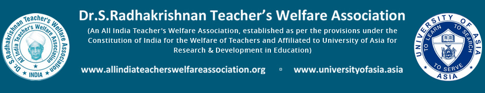 Dr S Radhakrishnan Teacher's Welfare Association